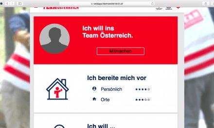 Für Sie getestet: TEAM Österreich-APP