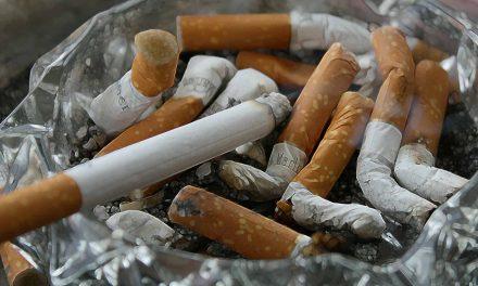 Rauchen und MS