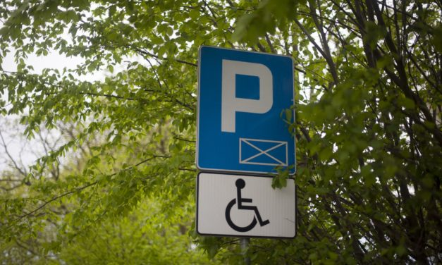 Befreiungen für Menschen mit Behinderung