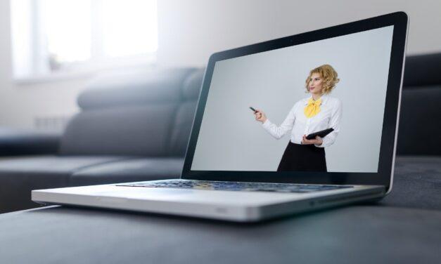 Webinare: zu Hause lernen